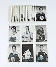 1970-71 OPC O-Pee-Chee Deckle Edge Hockey Complete Set (48) DA026283