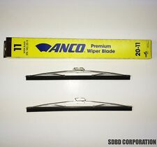 "Anco Vintage 11"" Wiper Blades Part# 20-11"