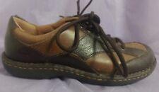 BOC BORN CONCEPT Women's 2-Tone Leather Oxfords Size 6.5 M