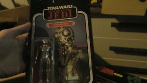 (DES^) Death Star Droid -Star Wars Return of the Jedi Kenner 1983 (With the box)