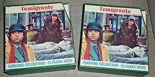 FILM SUPER 8 * L'EMIGRANTE (1973) * Adriano Celentano * 6x120mt