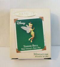 Hallmark Miniature Ornament 2003 Tinker Bell Walt Disneys Peter Pan (M3)