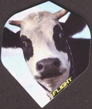 """""""The Cow Says...."""" Dart Flights: 3 per set"""