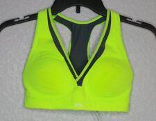 VSX Victoria's Secret Sports Bra 32 C Neon Green