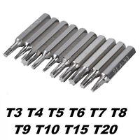 Silverline 128549 8-in-1-Schraubendrehersatz Torx