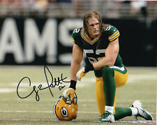 Clay Matthews Signed 8X10 Photo Autograph Green Bay Packers