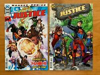 YOUNG JUSTICE #10 Main Cover + Bradshaw Variant  Naomi DC 2019 NM+