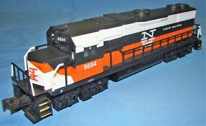 Williams New Haven GP-38 Locomotive, Cab #6694, New in Box, O-Scale