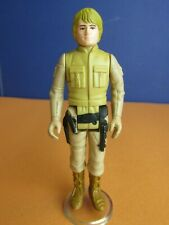 De colección Guerra de las Galaxias Luke Skywalker: Bespin Marrón Figura De Acción Original KENNER 65L