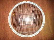 Vintage TWILITE 1932-1936 CHEVROLET Headlight HEADLAMP Lens GLASS  8-11/16
