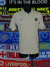 5/5 Inter Milan adults XL polo football shirt jersey trikot maglia