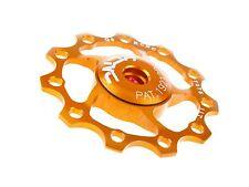 KCNC Road MTB Bike Rear Derailleur Pulley Jockey Wheel 11t 1pc for Shimano Gold