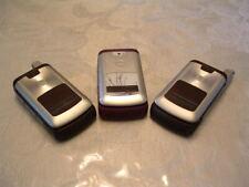 Lot of 3: Motorola Boost Nextel iDen i776 *Rugged* Ptt Parts & Repair