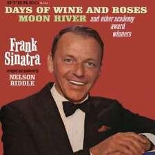Frank Sinatra - Days Of Wine And Roses Moon River y Otros Academy un Nuevo CD