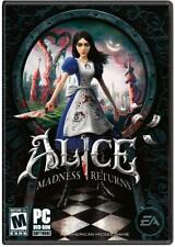 Alice Madness Returns Region Free PC KEY (Origin)