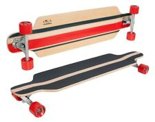 Freeriding Longboard La Jolla | Hudora 12816 | Carving Skateboard Komplettboard