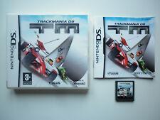 Trackmania DS Jeu Vidéo Nintendo DS