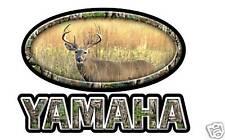 YAMAHA decal sticker Deer Hunting CAMO Wildlife