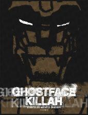 Ghostface Killah October 2010 LE Gig Poster