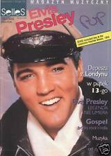 ELVIS PRESLEY  mag.FRONT cover  2/1997  Steve Winwood, Alice Cooper,Bill Wyman