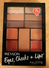 Revlon Eyes, Cheeks + Lips Pallete ~ 100 Romantic Nudes Makeup Kit