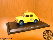 RENAULT 4CV 4-CV TOURING SECOURS BELGE 1:43 1958 MINT!!