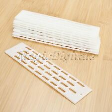 10PC Plastic Hive Bee Queen Excluder Trapping Grid Net Beekeeping Equipment Tool