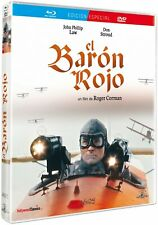 EL BARÓN ROJO (THE RED BARON) COMBO BLURAY + DVD EDICIÓN ESPECIAL