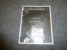 John Deere 500Ex Trail Buck Utility Atv Service Repair Technical Manual Tm2153