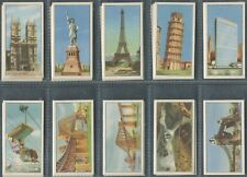 """WRIGHTS BISCUITS: 1954 """"Marvels of the World"""" complete set of (24)"""
