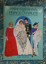 Tom Tierney Nos 1985;1990 Prince/Princess Diana & Charles + George Bush & Family
