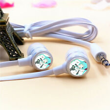 Anime Hatsune Miku Stereo In-Ear Earphone Headphone For MP3 Phone PC Music Gift