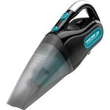 Black & Decker Portable Cordless Handheld Vacuum Cleaner Wet Dry Car Dust Buster