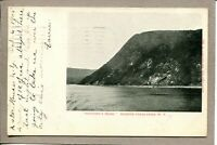 Postcard NY Hudson Highlands Anthony's Nose c1905 2113M