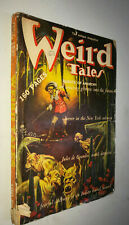 WEIRD TALES (Pulp Magazine) -- July 1939 -- HP Lovecraft