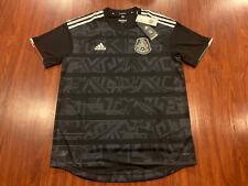 2019 Adidas Men's Mexico Soccer Jersey Large L Authentic Player Version El Tri
