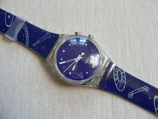 1998 Swatch Watch Bits & Parts Space New