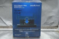 Sirius Dock And Play Power Connect Second Vehicle Kit SADV2 NEW/OPEN BOX!