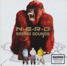 N*E*R*D ‎– Seeing Sounds CD NEW N.E.R.D.