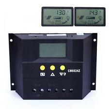 60A Solar Regulator Charge Controller 12 / 24V Auto 1440W PV CM6024Z 60A PWM