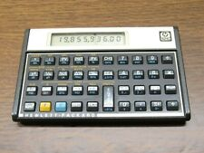Vintage Hewlett Packard Hp 12C Financial Calculator