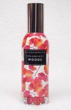 1 Bath & Body Works CRANBERRY WOODS Mini Room Spray Perfume Air Freshener
