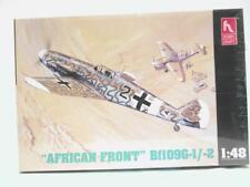1/48 Hobbycraft Messerschmitt Bf109 G-1/-2 African Front Plastic Scale Model Kit