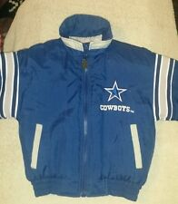 Kids size 6 Pro Player by Foot Locker Dallas Cowboys blue & grey coat NFL