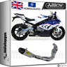 ARROW FULL SYSTEM EVO WORKS TITANIUM CARBY CUP RACE BMW S 1000 RR 2016 16