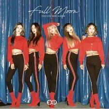 EXID Full Moon 4th Mini Album CD+Booklet+PhotoCard+Paper  Tracking no.