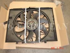 BMW E60 E63 E64 E65 E66 Genuine Cooling Fan Assembly NEW 525i 530i 645ci 750i