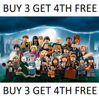 GENUINE LEGO HARRY POTTER FANTASTIC BEASTS MINIFIGURES 71022 PICK CHOOSE FIGURE