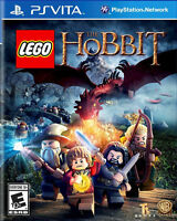 BRAND NEW LEGO The Hobbit (Sony PlayStation Vita, 2014)