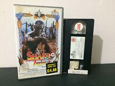 Shaka Zulu 2 - Big Box Ex rental VHS Tape